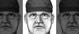 Police sketch of suspect in 4 shootings in Phoenix, Arizona.