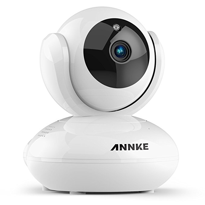 Normally $80, this security camera is 44 percent off today (Photo via Amazon)