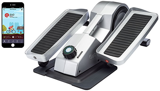 Normally $380, this under desk elliptical is 34 percent off today (Photo via Amazon)