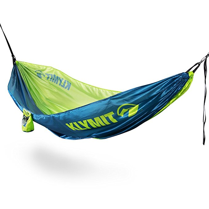 Normally $90, this double hammock is 36 percent off today (Photo via Amazon)
