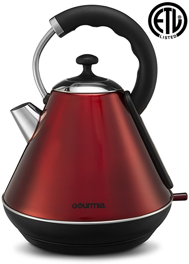 Normally $80, this electric kettle is 69 percent off today (Photo via Amazon)