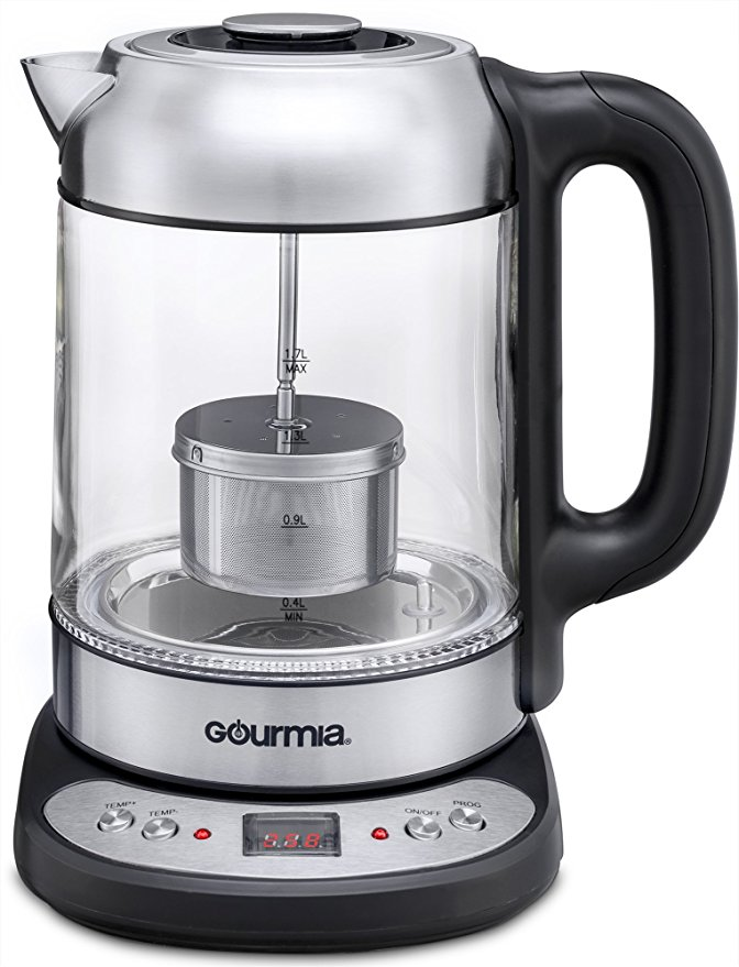 Normally $100, this electric tea kettle is 63 percent off today (Photo via Amazon)