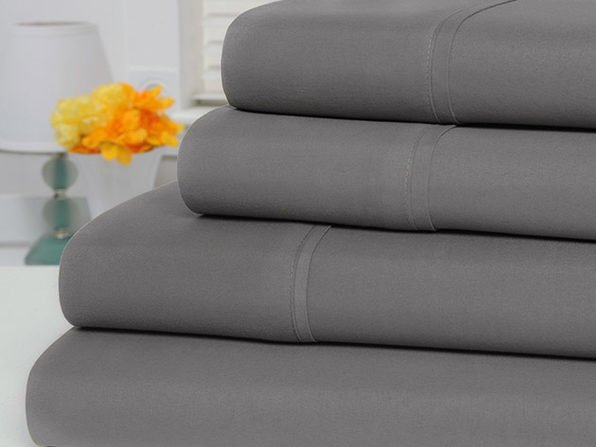 Normally $50, this sheet set is 21 percent off