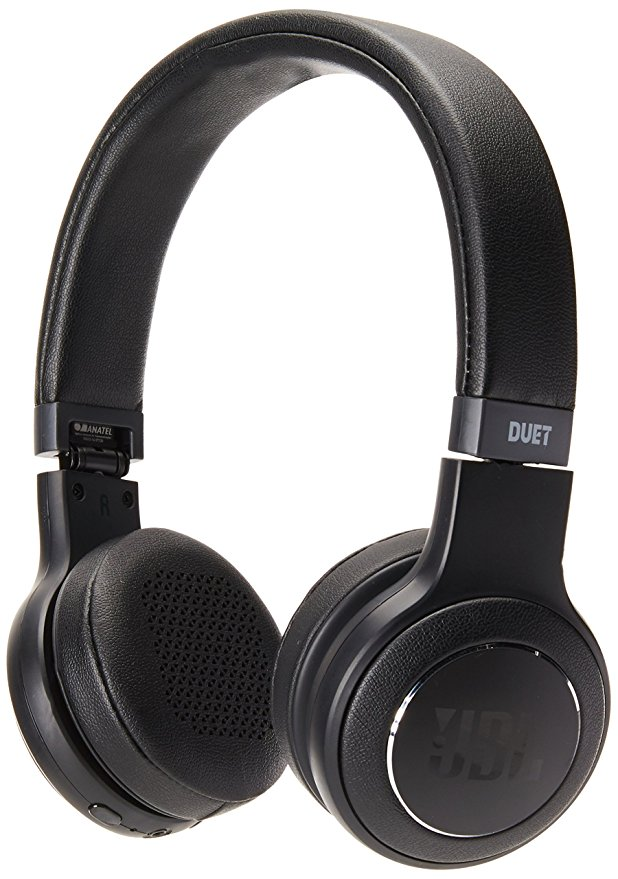 Normally $165, these wireless on-ear headphones are 50 percent off (Photo via Amazon)