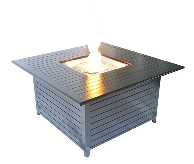 Normally $460, this fire pit is 37 percent off today (Photo via Amazon)