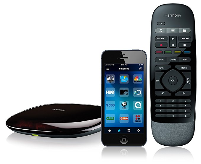Normally $130, this smart remote is 47 percent off (Photo via Amazon)