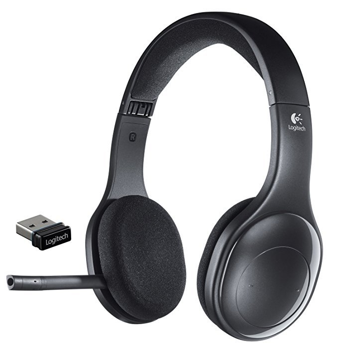 Normally $100, this wireless headset is 49 percent off today (Photo via Amazon)