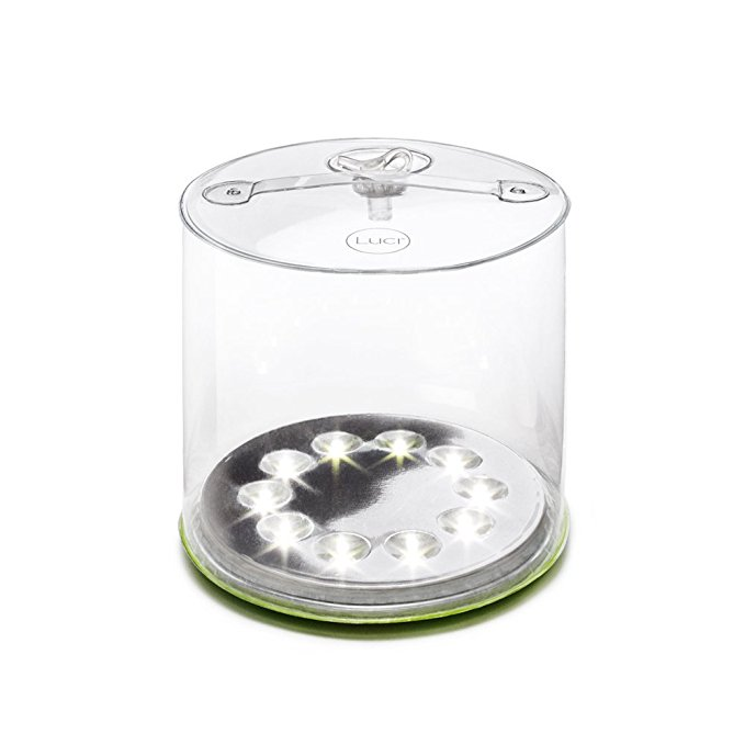 Normally $20, this solar light is 25 percent off today (Photo via Amazon)
