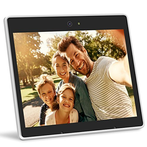 Normally $180, this digital picture frame is $30 off with this code (Photo via Amazon)