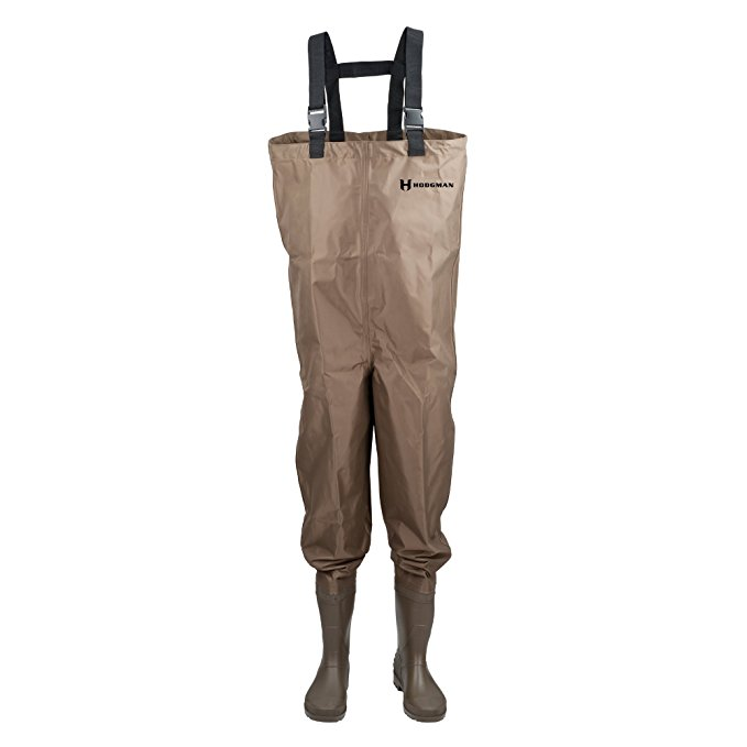 Normally $51, these fishing waders are 25 percent off today (Photo via Amazon)