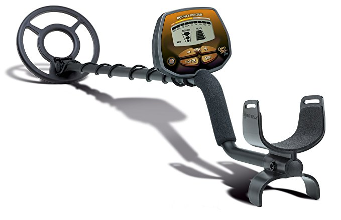 Normally $200, this metal detector is 47 percent off today (Photo via Amazon)