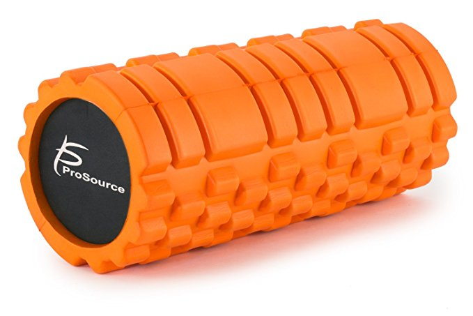 Normally $20, this foam roller is 11 percent off (Photo via Amazon)