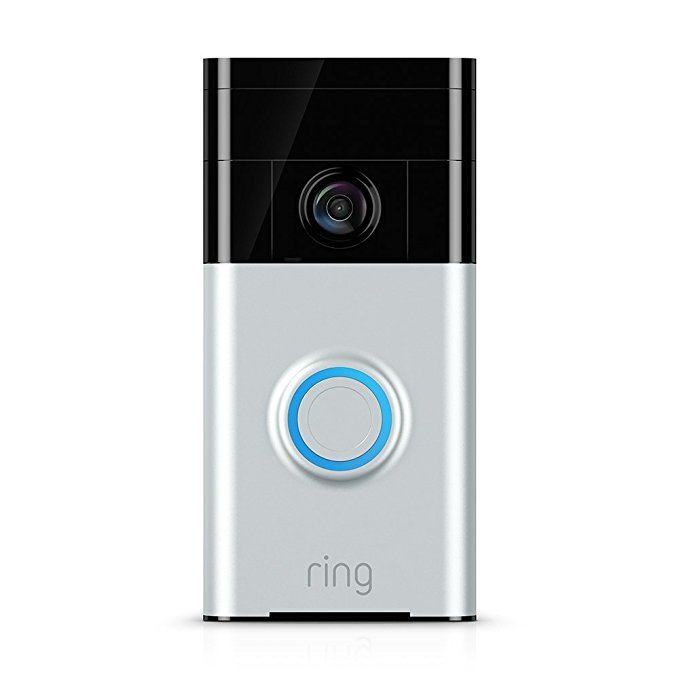 Normally $150, this video doorbell is 28 percent off (Photo via Amazon)