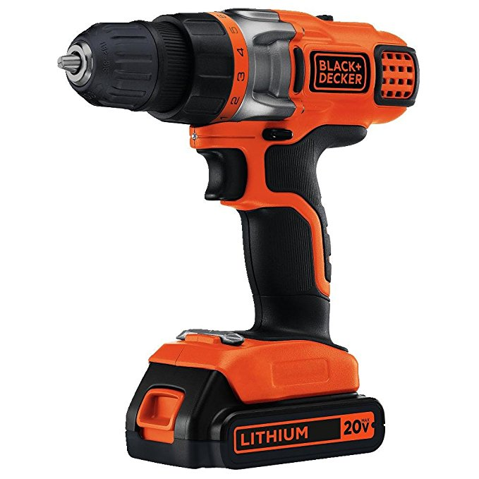 Normally $70, this #1 bestselling drill/driver is 43 percent off (Photo via Amazon)
