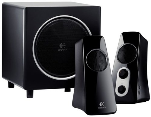 Normally $100, this speaker system is 50 percent off today (Photo via Amazon)