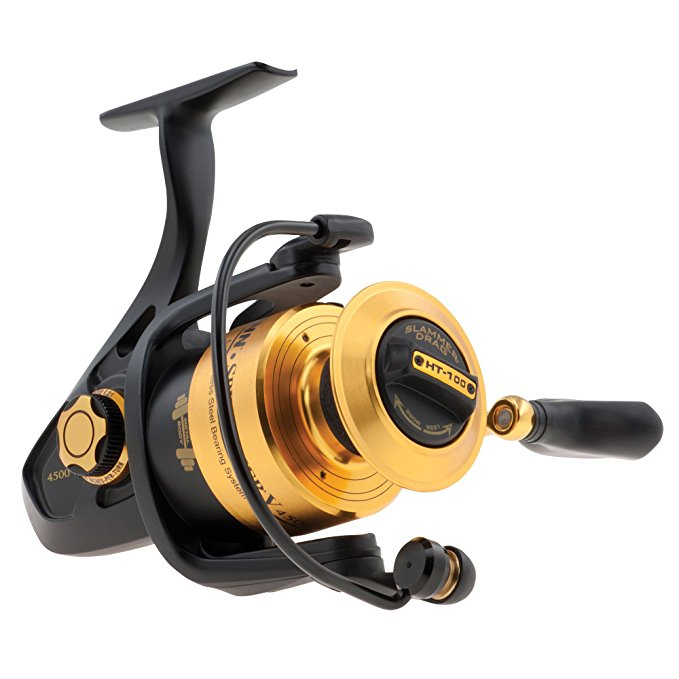 Normally $140, this spinning reel is 39 percent off today (Photo via Amazon)