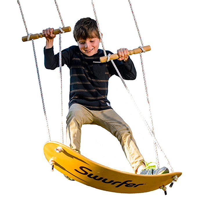 Normally $130, this surfing swing is 31 percent off today (Photo via Amazon)