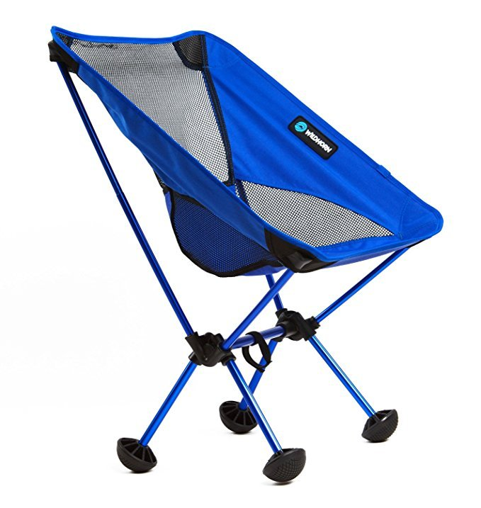 Normally $70, this camp chair is 43 percent off today (Photo via Amazon)