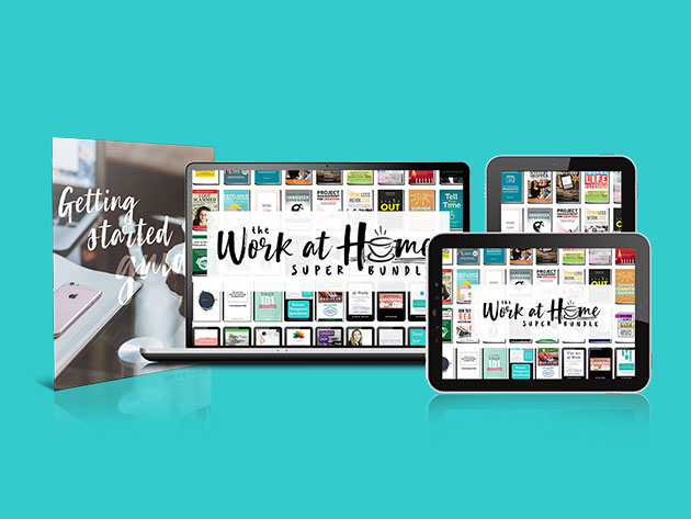 Normally $1522, this work-at-home bundle is 97 percent off