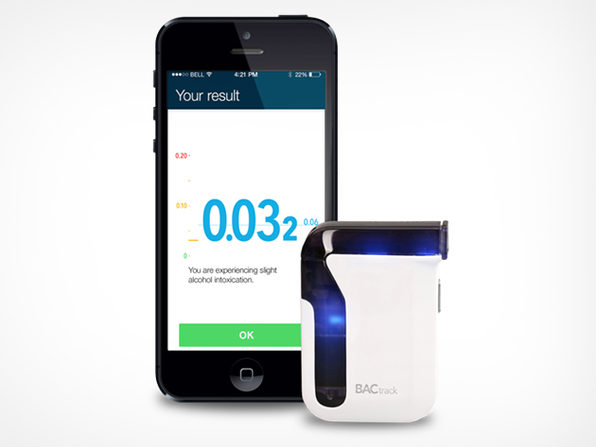Normally $200, this breathalyzer is 60 percent off