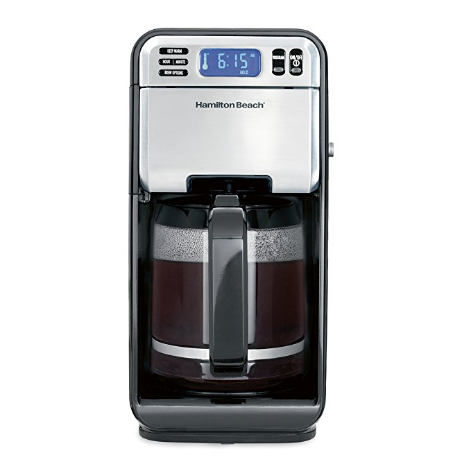 Normally $55, this coffee maker is 41 percent off today (Photo via Amazon)
