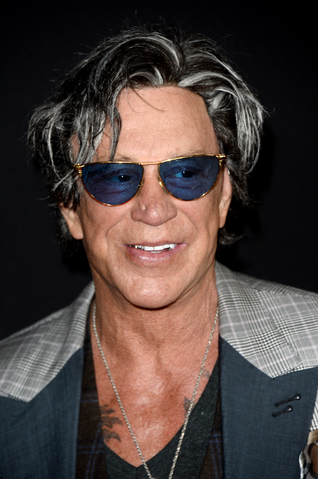 Mickey Rourke Calls Trump A 'F***ot,' Attacks Admin. For ...