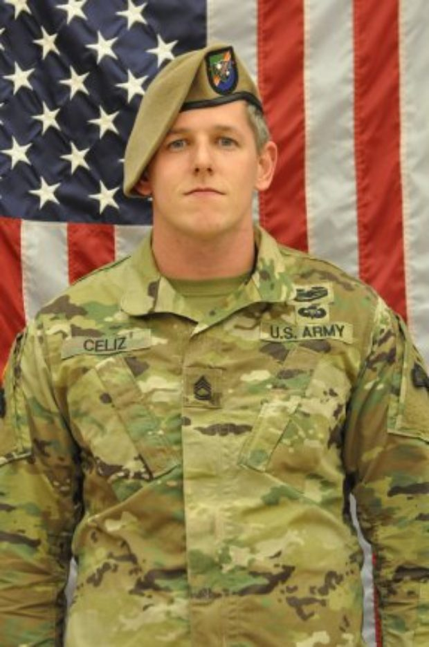 Sgt. 1st Class Christopher A. Celiz via U.S. Army