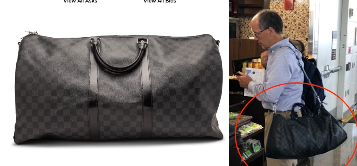 74677c62ce DNC Chair Tom Perez Spotted Carrying $1,840 Designer Bag At Airport ...