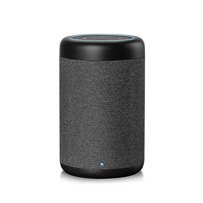 Normally $90, this portable speaker is 53 percent off today (Photo via Amazon)