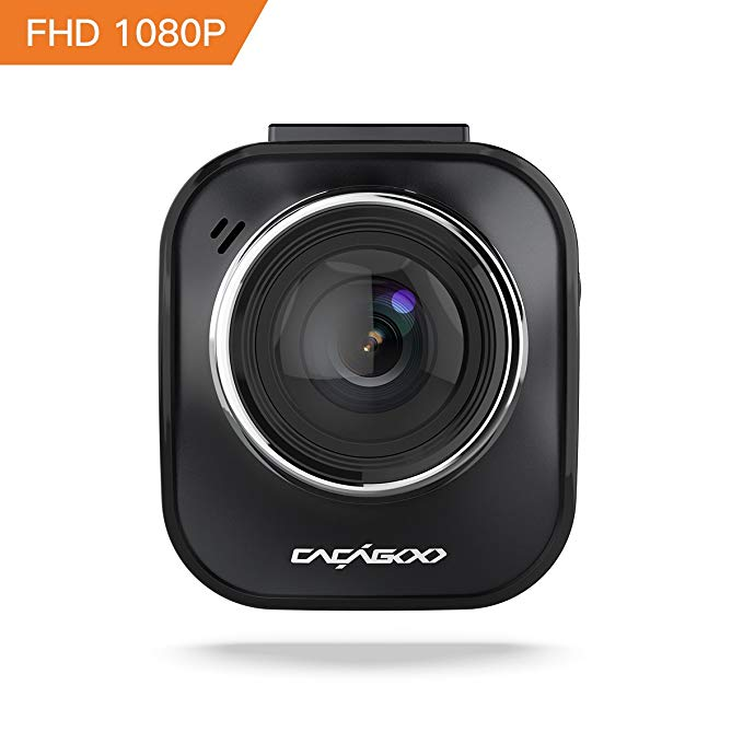 Normally $90, this dash cam is 68 percent off with the code (Photo via Amazon)
