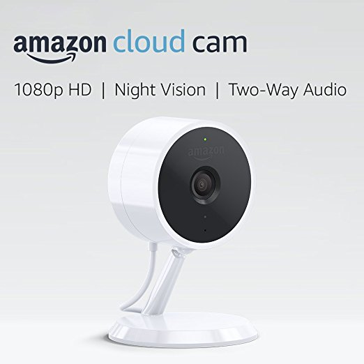 Normally $120, this security camera is 50 percent off for Prime Day (Photo via Amazon)