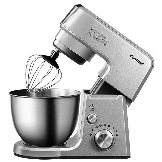 Normally $160, this stand mixer is 69 percent off today (Photo via Amazon)