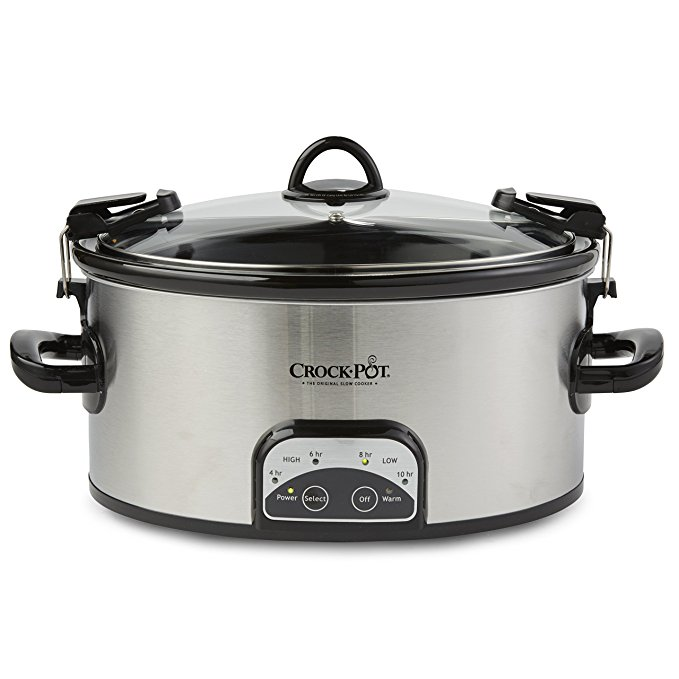 Normally $49, this Crock-Pot is percent off for Prime Day (Photo via Amazon)