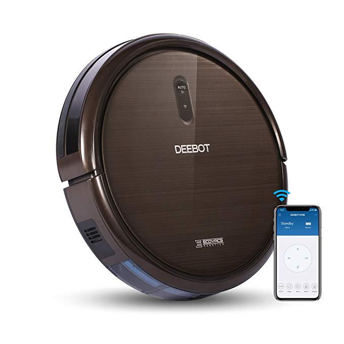 Normally $300, this robotic vacuum cleaner is 43 percent off today (Photo via Amazon)