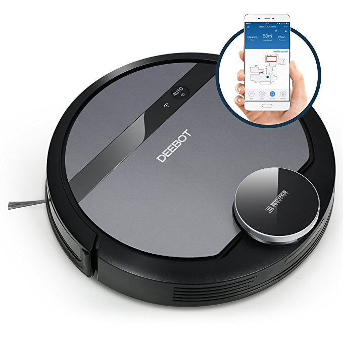 Normally $400, this robotic vacuum is 30 percent off today (Photo via Amazon)