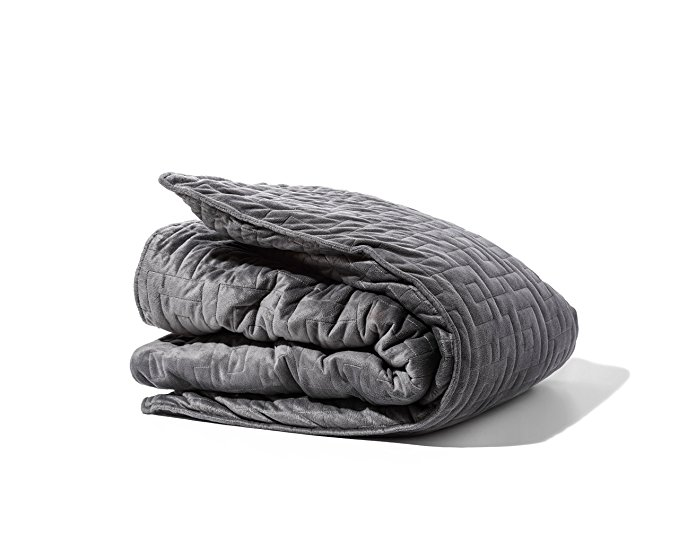 Normally $250, Gravity blankets are 28 percent off today (Photo via Amazon)