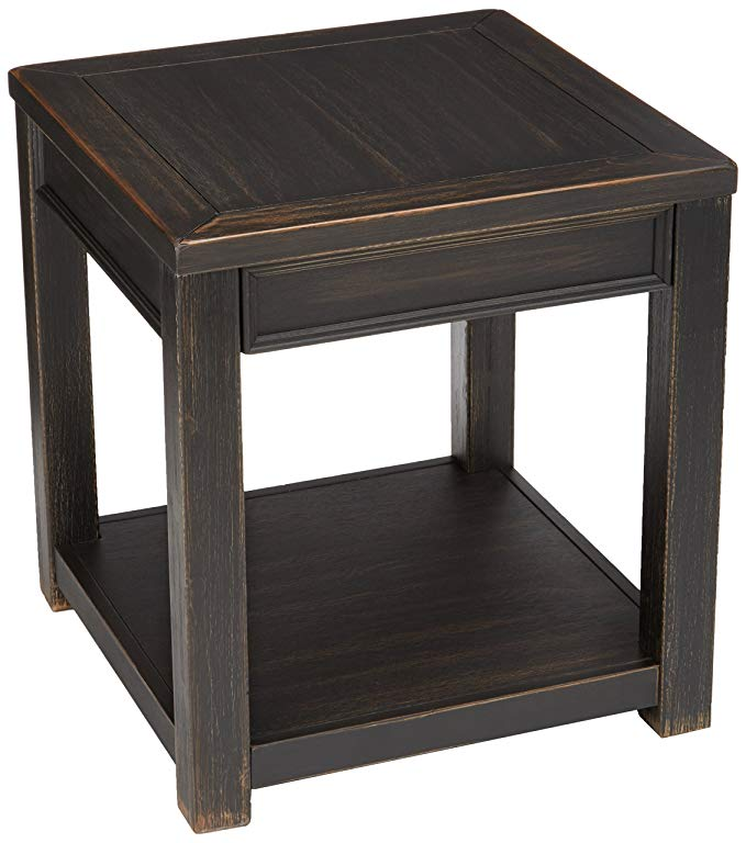 Normally $292, this end table is 71 percent for Prime Day (Photo via Amazon)