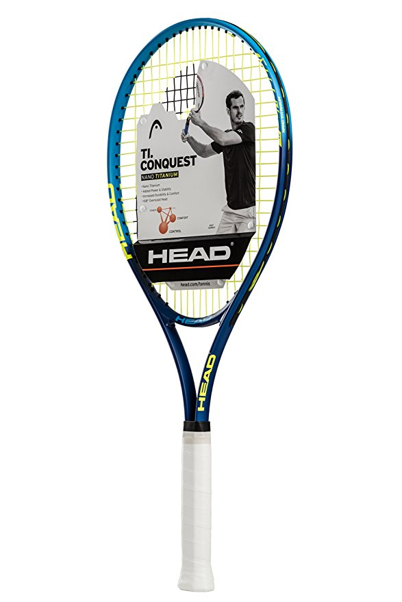Normally $28, this tennis racquet is 25 percent off for Prime Day (Photo via Amazon)