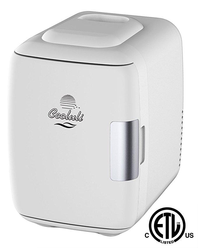 Normally $45, this mini fridge is 8 percent off (Photo via Amazon)