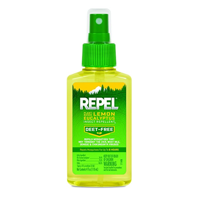 Normally $36, this insect repellent pump is 9 percent off (Photo via Amazon)