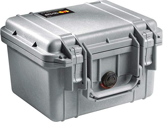 Normally $84, this Pelican dry box is 46 percent off today (Photo via Amazon)