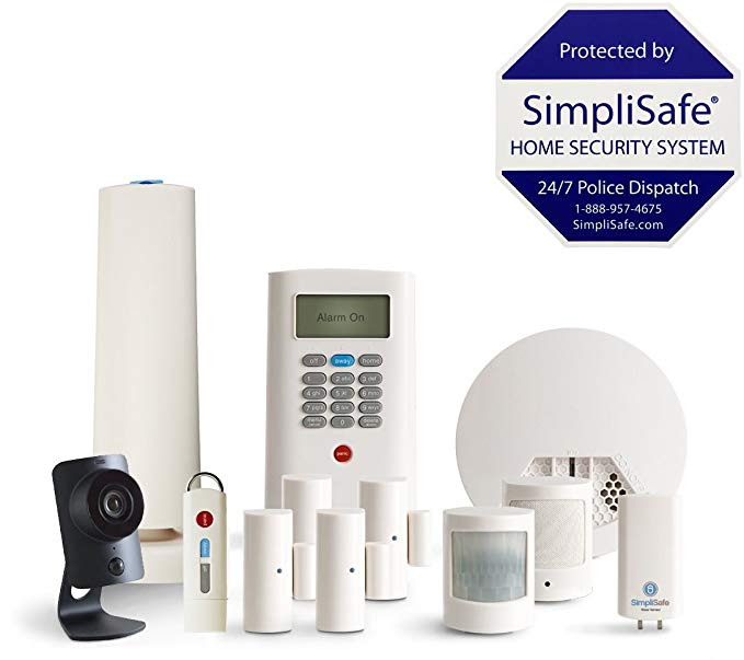 Normally $570, this home security system is 47 percent off today (Photo via Amazon)