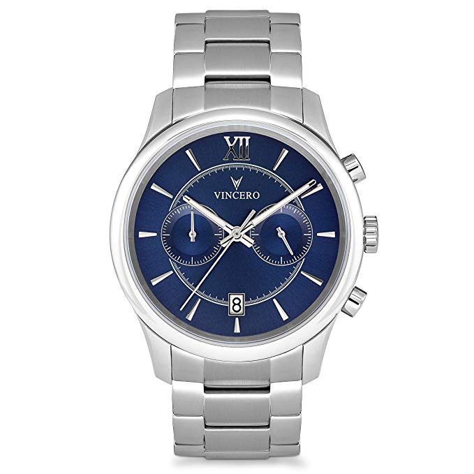 Normally $230, this men's watch is 30 percent off today (Photo via Amazon)