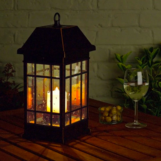 Normally $97, this lantern is 77 percent off with this code (Photo via Amazon)
