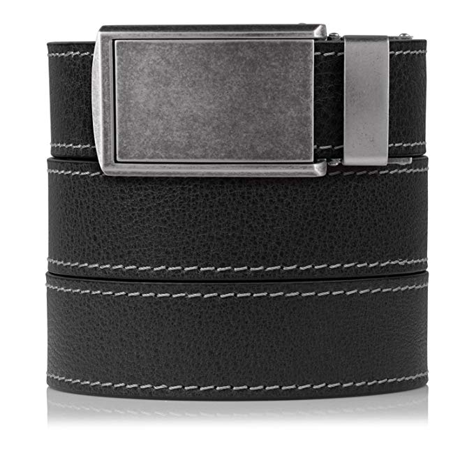 Normally $120, this ratchet belt is 50 percent off today (Photo via Amazon)
