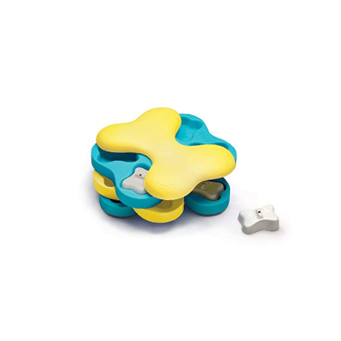 Normally $20, this dog treat puzzle toy is 25 percent off today (Photo via Amazon)