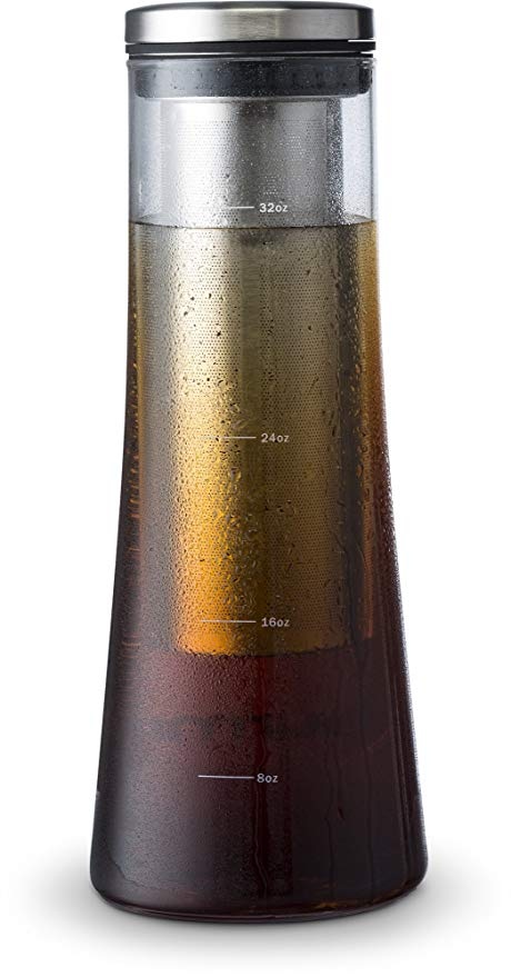 Normally $50, this cold brew coffee maker is 70 percent off today (Photo via Amazon)