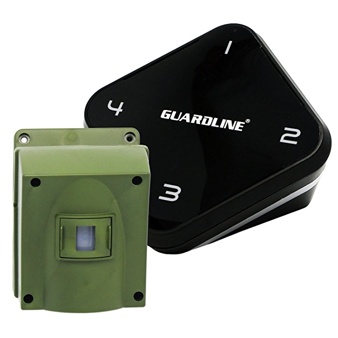 Normally $209, this wireless driveway alarm is 52 percent off today (Photo via Amazon)