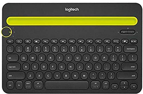 Normally $50, this bluetooth keyboard is 60 percent off today (Photo via Amazon)