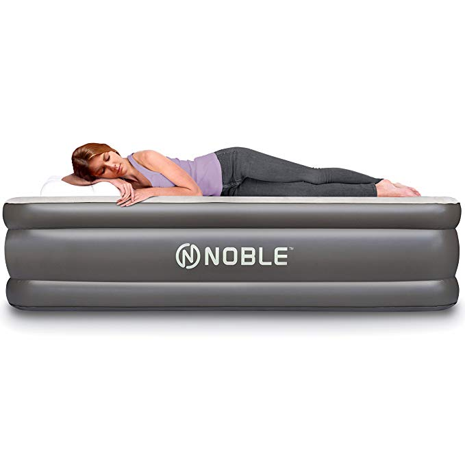 Normally $100, this #1 bestselling air mattress is 25 percent off today (Photo via Amazon)